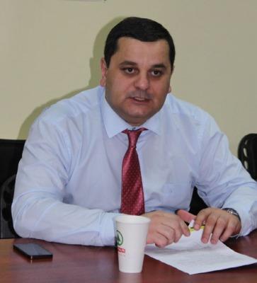 Dimitri Khachidze - Lawyer