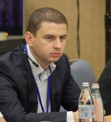 Karlo Nikoleishvili - Project coordinator