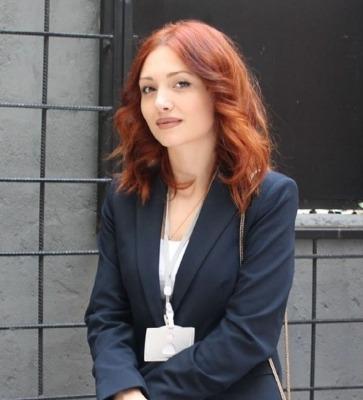 Ana Gudadze - Project Coordinator