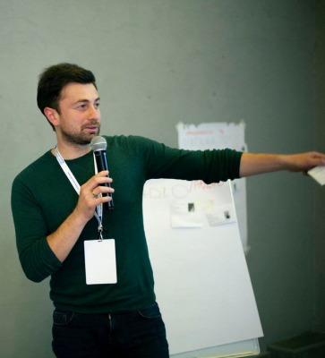 Lado Napetvaridze - Researcher