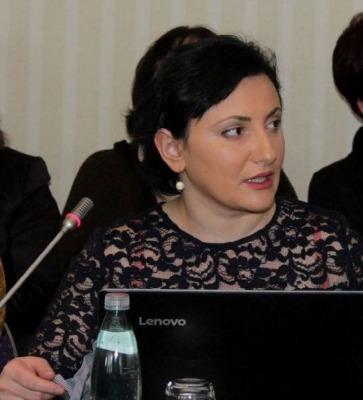 Anna Tvaradze - Lawyer