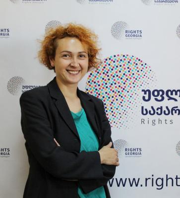 Maiko Bokeria - PR Consultant