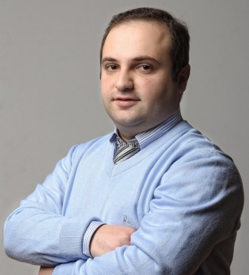 George Selimashvili - PR Manager
